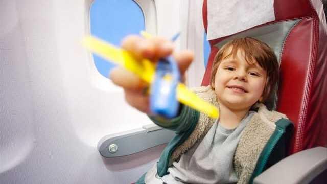 attività da fare in aereo