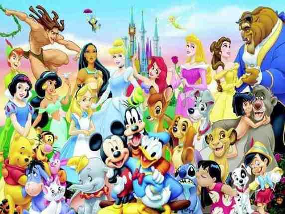 Disney personaggi
