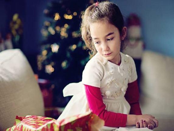 mia suocera ha rovinato il Natale a mia figlia