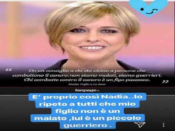 Nadia Toffa Elena Santarelli