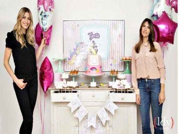 elena santarelli compleanno figlia