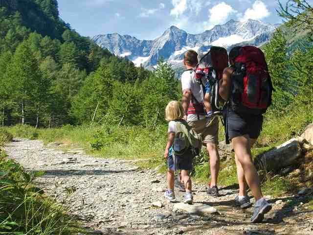 Vacanze in montagna con bambini le mete migliori per for Vacanze con bambini