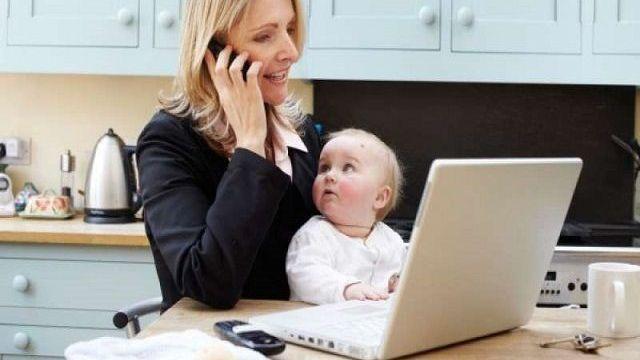lavoro e maternita