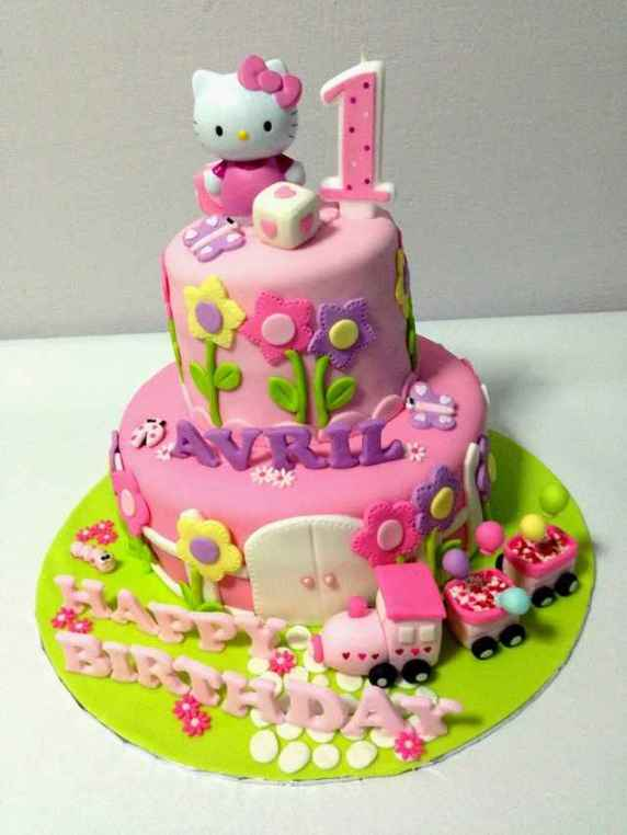 hello kitty torta