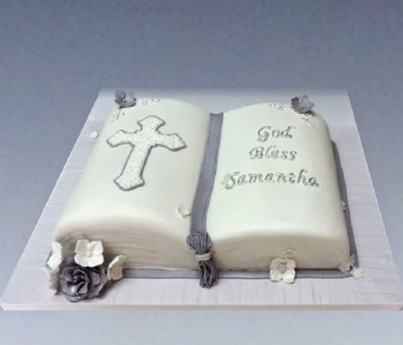 torta per prima comunione