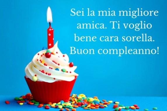 Auguri Buon Compleanno 53 Anni.Auguri Sorellina Le Migliori Frasi Di Compleanno Per Una