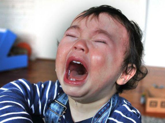 crisi isteriche bambini