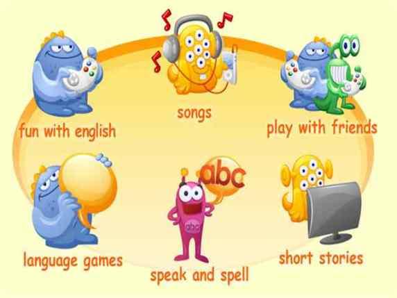 giochi per imparare l'inglese