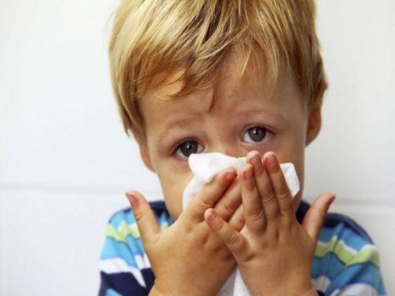 febbre bambino