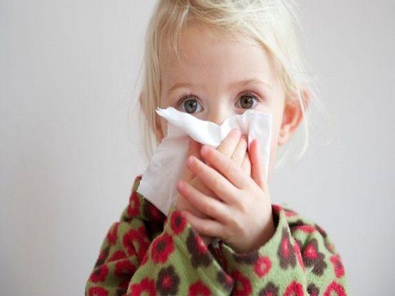 bambino raffreddore