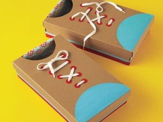 scarpe scatola