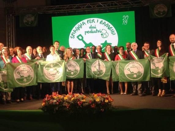 bandiere verdi