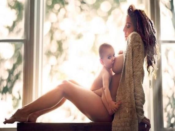 si può allattare in gravidanza