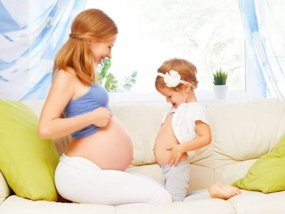 sono rimasta incinta