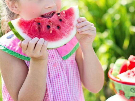 alimentazione corretta dei bambini
