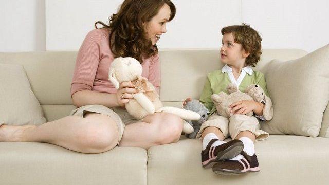 parlare ai bambini