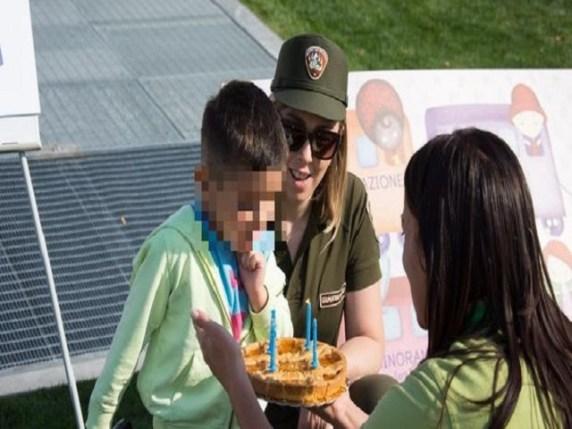 festa compleanno bimbo autistico modena