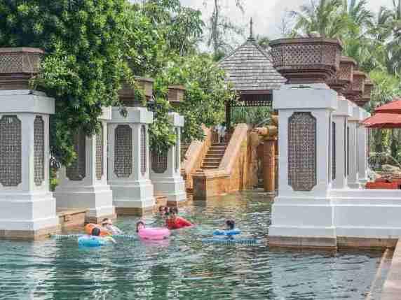 Thailandia viaggio bambini