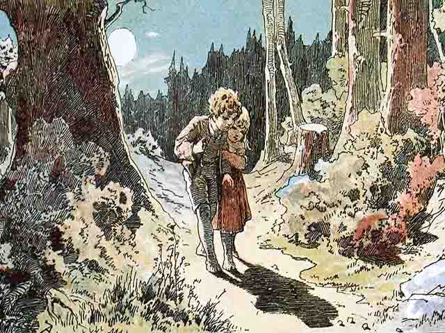Hänsel e gretel la storia le filastrocche e le origini