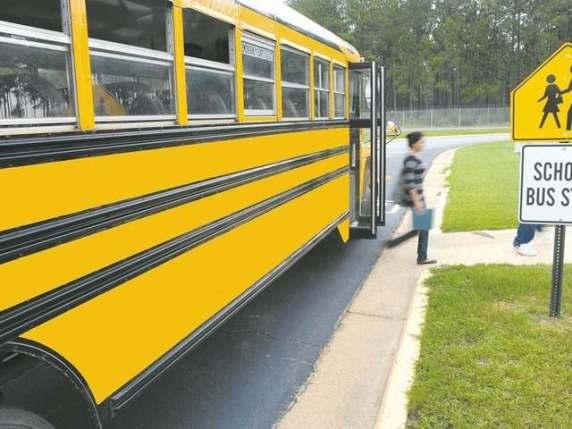 arezzo scuolabus