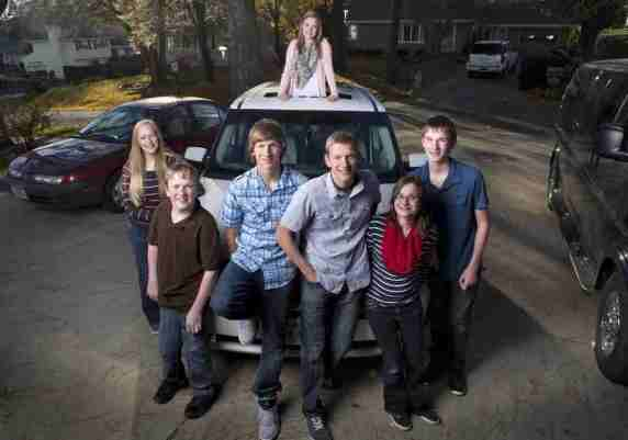 famiglia mccaughey