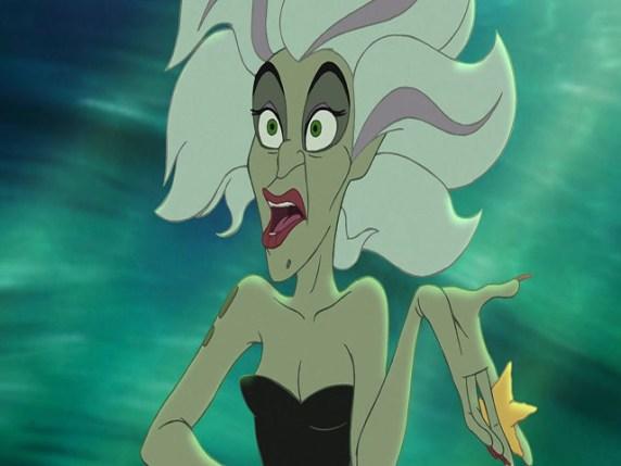 Foto Morgana nel film la sirenetta 2 ritorno agli abissi