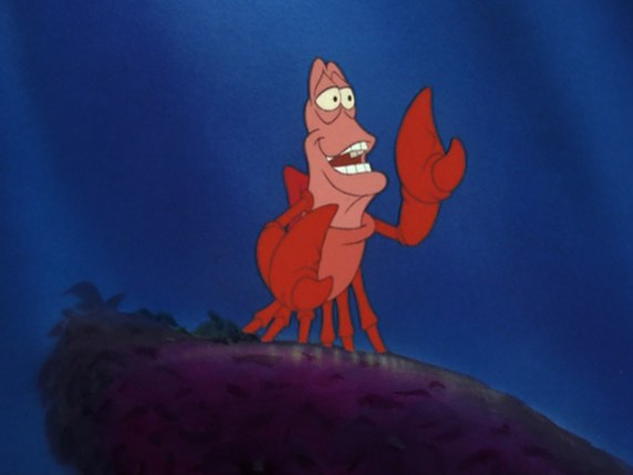 Foto sebastian dirige canzone in fondo al mar