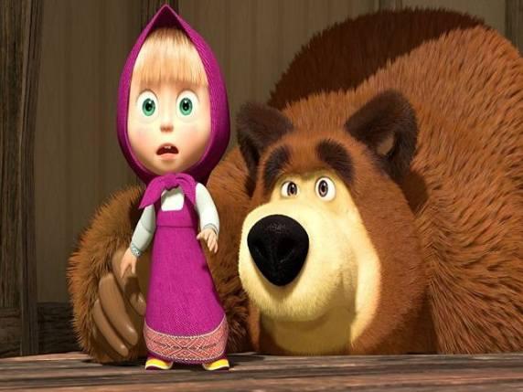 masha e l'orso
