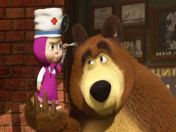 masha e orso episodi