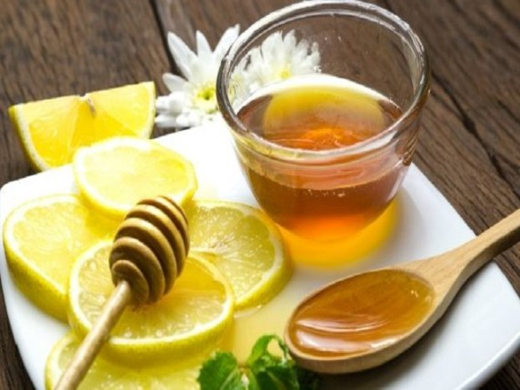 Foto miele limone