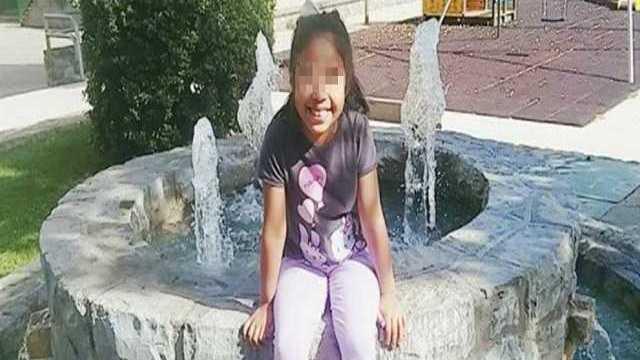 naiara bimba morta 8 anni