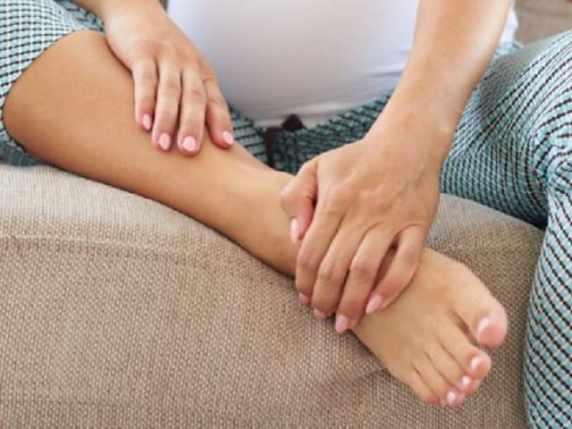 foto piedi gravidanza