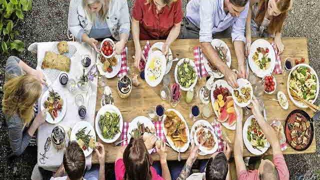 Foto Immagini buon pranzo