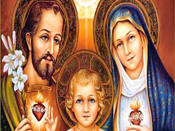 Foto Santa Maria San Giuseppe e Gesu Bambino