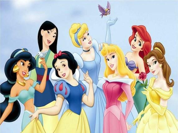 Foto immagini principesse Disney