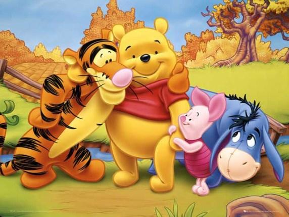 Foto winnie the pooh e i suoi amici
