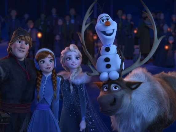foto personaggi frozen Disney