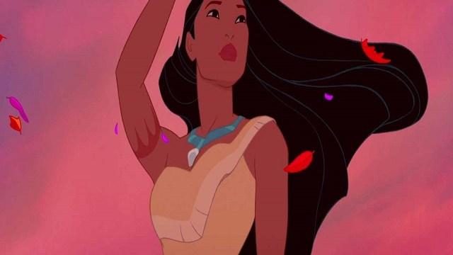 Foto Pocahontas