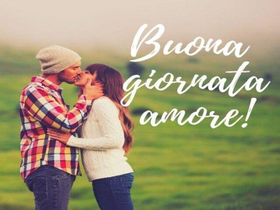 immagini buongiorno amore