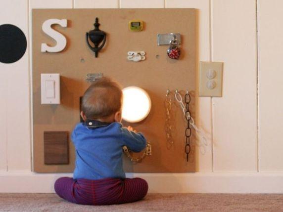 pannelli sensoriali montessori
