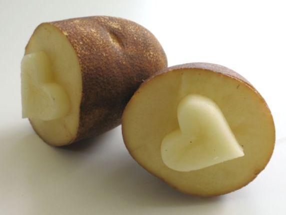timbri con le patate