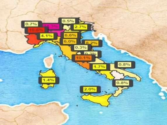 diffusione-nome-Carola-in-Italia
