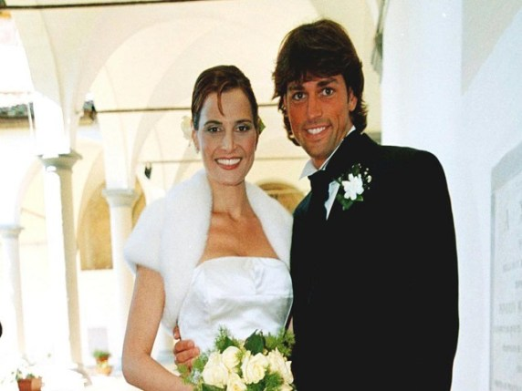 Simona Ventura Stefano Bettarini matrimonio