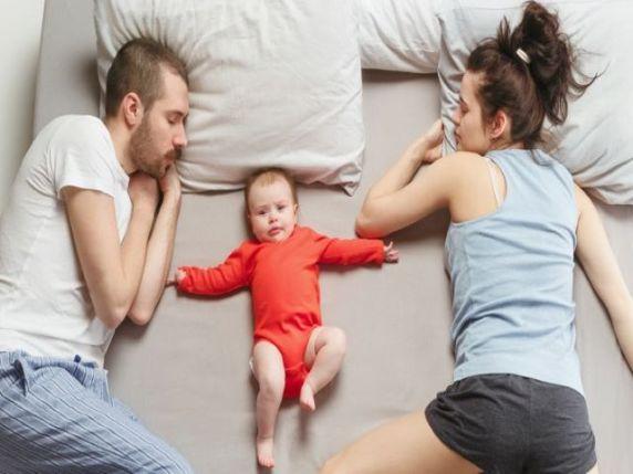 rischi co-sleeping