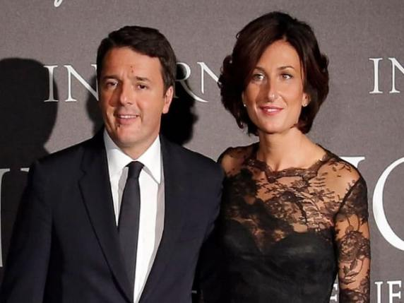 Matteo Renzi moglie