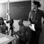 LA RICERCA - Giuliana Damiani sceneggiatrice; Salvatore Lanotte regista