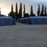 tende campo Mirandola_anpas (foto Daniele__ Giusti)