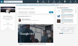 newsfeed-LinkedIn