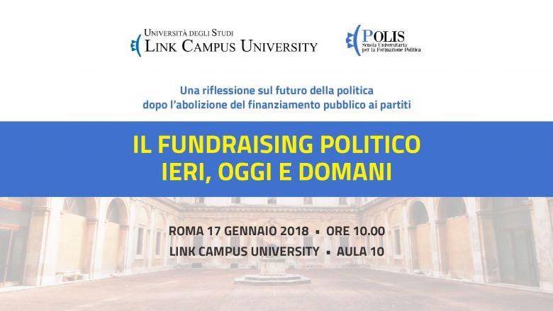 Il fundraising politico: ieri, oggi e domani