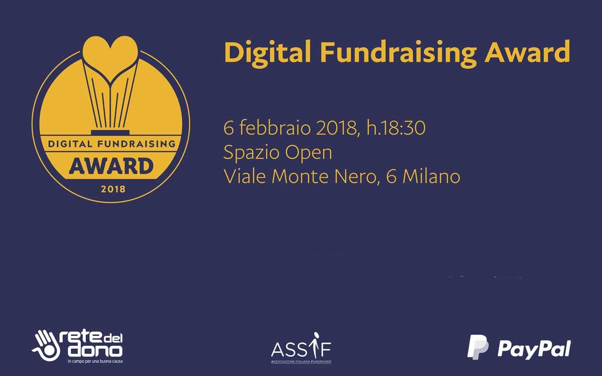 Digital Fundraising Awards